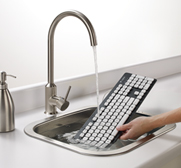 The washable keyboard K310 gift by Logitech