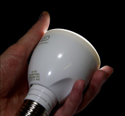 The Magic bulb LED rechargeable light gift