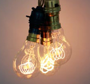 Funky light bulb gifts by Mimime