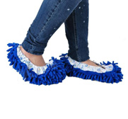 The chenille fibre floor dust mop gift