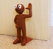 The Morph door stop gift