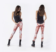 The muscle leggings gift by James Lillis