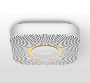 The Nest Protect smoke and carbon monoxide alarm gift