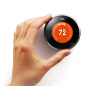 Meet Nest the learning thermostat gift
