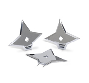 Ninja star push pin gifts