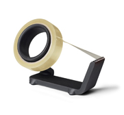 The on a roll sellotape dispenser gift by Black + Blum