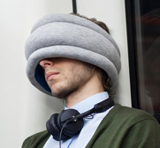 The Ostrich pillow light gift