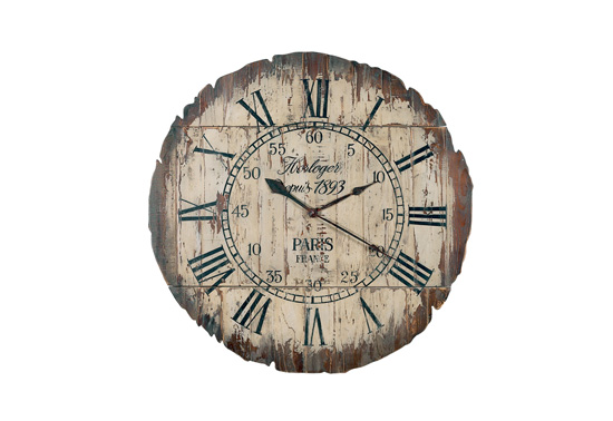 The foldable Poetique clock gift by Amore di Casa