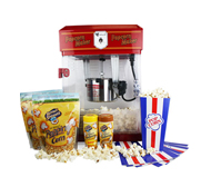 The home cinema popcorn maker kit gift