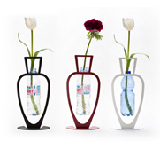 The Primavera recycle bottle vase gift by Art Ori