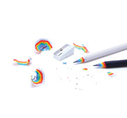 The Rainbow Pencil gift by Duncan Shotten