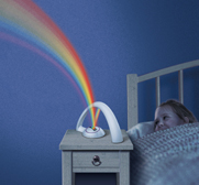 The rainbow in my room gift by Uncle Milton's