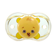 The keep-it-clean personalisable baby pacifier gift