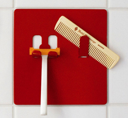 The razor mosaic tile gift
