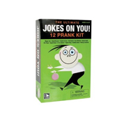 Reeves and Jones Jokes on You prank gift set
