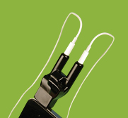 The rockin headphones splitter gift
