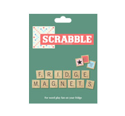 The scrabble fridge magnets gift