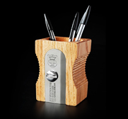 The pencil sharpener desk tidy gift