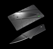 Iain Sinclair's CardSharp 2 credit card utility knife gift