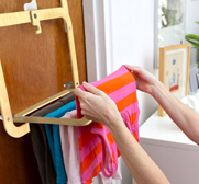 The Slimline drying rack gift by Leanne Luce