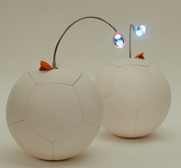 The Soccket energy-harnessing football gift