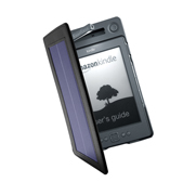 The Solar Kindle lighted cover case gift by SolarFocus