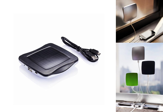 XD Design's solar window charger gift