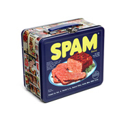 The Spam lunchbox gift