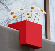 The Steckling cube planter gift by Michael Hilgers