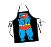 The Superman DC comics apron gift