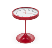 St. Michels red table clock gift by made.com