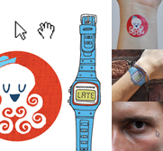 Tattly designy temporary tattoo gifts