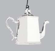The teapot pendant lamp gift