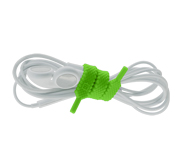 The unlace gift for your tangled cables by Cindy and Dante