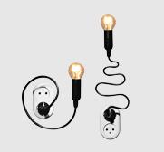 Henk Stallinga's Watt Lamp gift