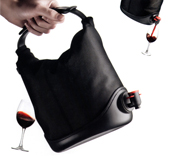 Carry your wine sack gift