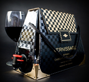 Wine Handbag gifts by Sofia Blomberg