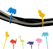 The zoo cable tie gift by Mohzy